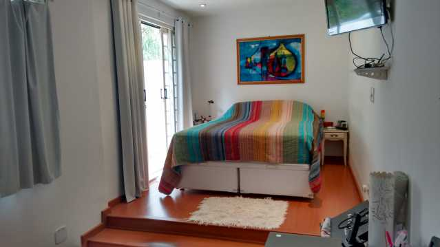 Quarto casal 3 - Imóvel Casa de Vila À VENDA, Tijuca, Rio de Janeiro, RJ - TICV00001 - 16