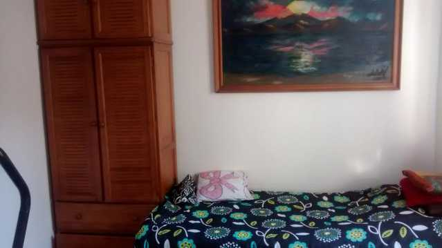 Quarto solteiro 1 - Imóvel Casa de Vila À VENDA, Tijuca, Rio de Janeiro, RJ - TICV00001 - 18