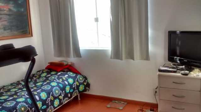 Quarto solteiro 2 - Imóvel Casa de Vila À VENDA, Tijuca, Rio de Janeiro, RJ - TICV00001 - 19