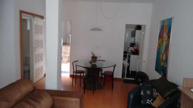 sala 5 - Imóvel Casa de Vila À VENDA, Tijuca, Rio de Janeiro, RJ - TICV00001 - 5