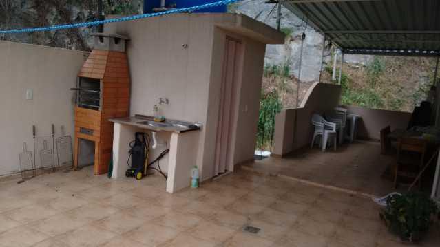 terraço 2 - Imóvel Casa de Vila À VENDA, Tijuca, Rio de Janeiro, RJ - TICV00001 - 23