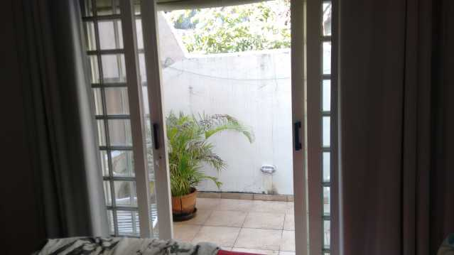 varanda quarto 2 - Imóvel Casa de Vila À VENDA, Tijuca, Rio de Janeiro, RJ - TICV00001 - 26