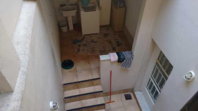 vista lavanderia - Imóvel Casa de Vila À VENDA, Tijuca, Rio de Janeiro, RJ - TICV00001 - 29