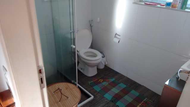 WC principal 1 - Imóvel Casa de Vila À VENDA, Tijuca, Rio de Janeiro, RJ - TICV00001 - 30
