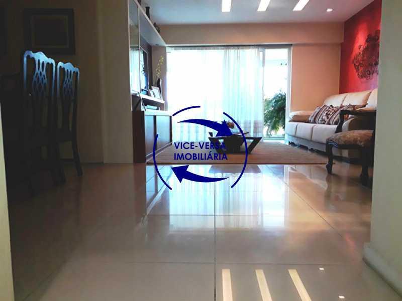 sala - Apartamento À venda na Barra - Américas Park Sunspecial,166m2, varandão, 4 quartos (2 suítes), dependências, 2 vagas! - 1183 - 4