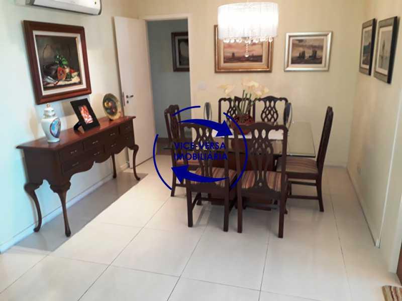 sala - Apartamento À venda na Barra - Américas Park Sunspecial,166m2, varandão, 4 quartos (2 suítes), dependências, 2 vagas! - 1183 - 6