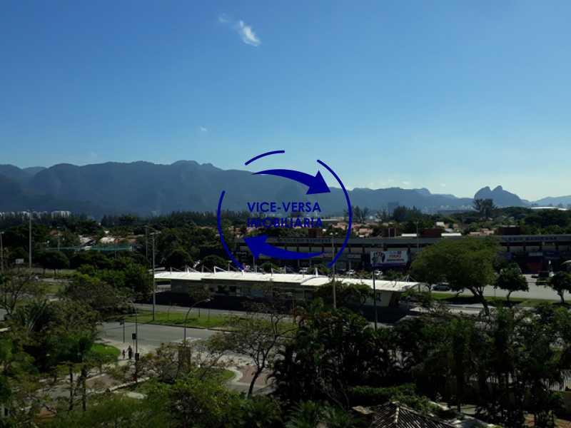 vista-da-varanda - Apartamento À venda na Barra - Américas Park Sunspecial,166m2, varandão, 4 quartos (2 suítes), dependências, 2 vagas! - 1183 - 10