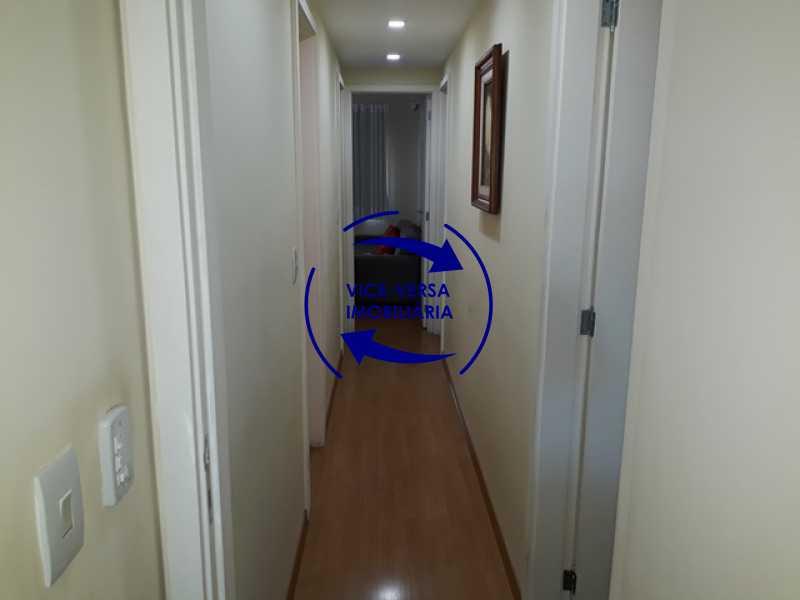 circulacao - Apartamento À venda na Barra - Américas Park Sunspecial,166m2, varandão, 4 quartos (2 suítes), dependências, 2 vagas! - 1183 - 11