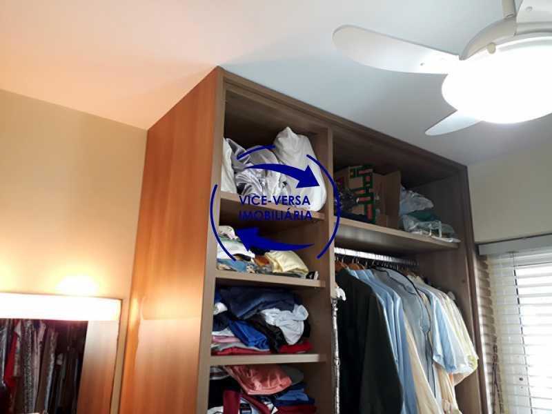 closet - Apartamento À venda na Barra - Américas Park Sunspecial,166m2, varandão, 4 quartos (2 suítes), dependências, 2 vagas! - 1183 - 13