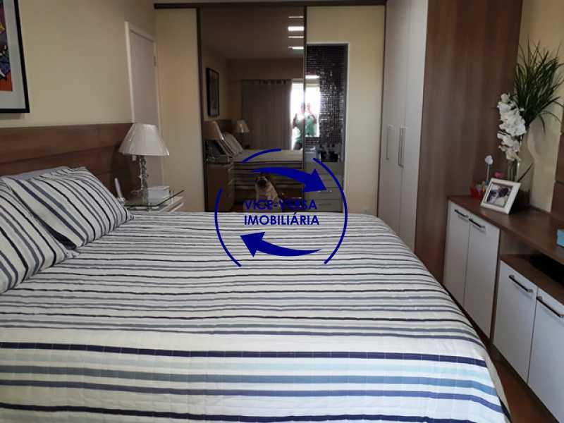 primeira-suite - Apartamento À venda na Barra - Américas Park Sunspecial,166m2, varandão, 4 quartos (2 suítes), dependências, 2 vagas! - 1183 - 14