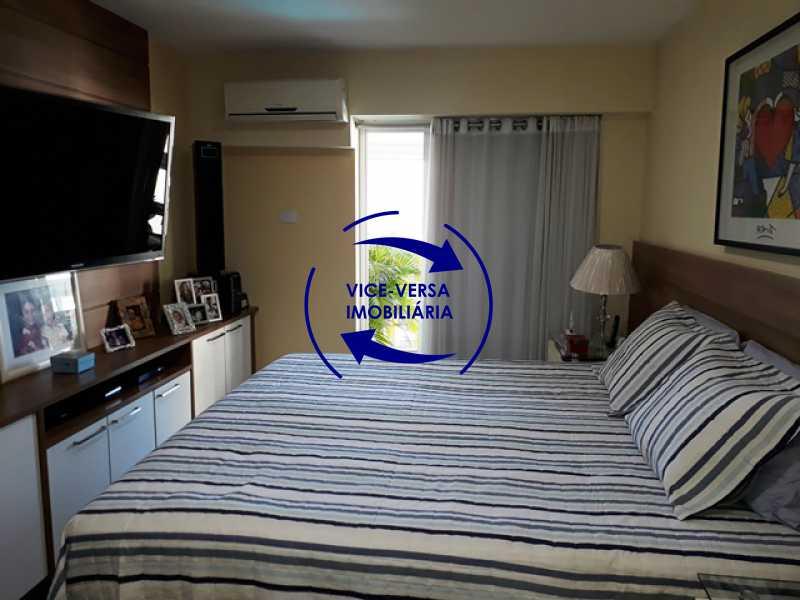 primeira-suite - Apartamento À venda na Barra - Américas Park Sunspecial,166m2, varandão, 4 quartos (2 suítes), dependências, 2 vagas! - 1183 - 15