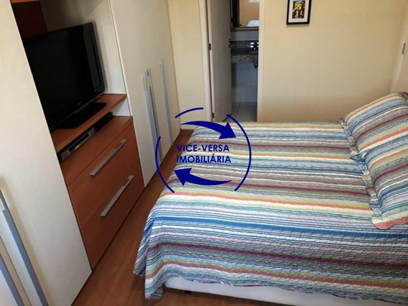 segunda-suite - Apartamento À venda na Barra - Américas Park Sunspecial,166m2, varandão, 4 quartos (2 suítes), dependências, 2 vagas! - 1183 - 17
