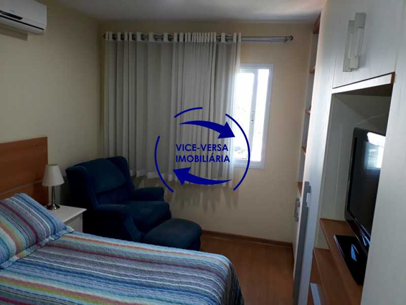 segunda-suite - Apartamento À venda na Barra - Américas Park Sunspecial,166m2, varandão, 4 quartos (2 suítes), dependências, 2 vagas! - 1183 - 18