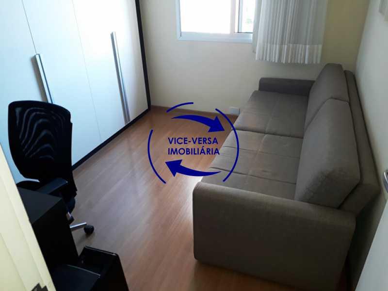 quarto - Apartamento À venda na Barra - Américas Park Sunspecial,166m2, varandão, 4 quartos (2 suítes), dependências, 2 vagas! - 1183 - 20