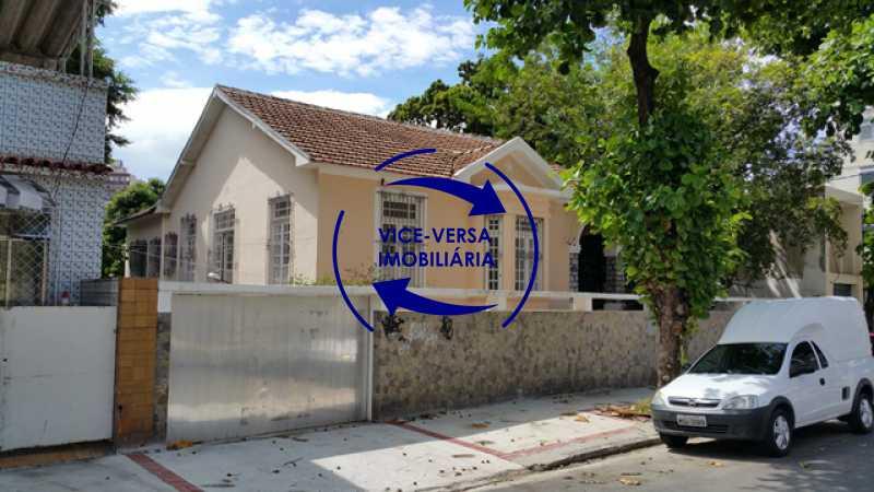 fachada - Casa duplex À venda no Méier - 774m2, 3 salas, 2 quartos (1 suíte), piscin, 6 vagas! - 1195 - 1