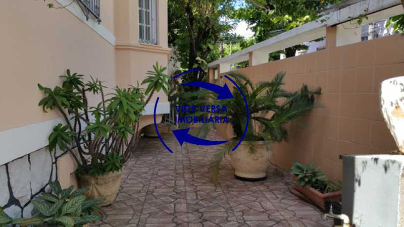 lateral-da-casa - Casa duplex À venda no Méier - 774m2, 3 salas, 2 quartos (1 suíte), piscin, 6 vagas! - 1195 - 4