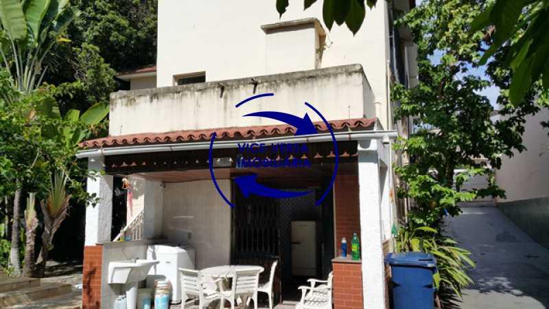 lavanderia-fundos - Casa duplex À venda no Méier - 774m2, 3 salas, 2 quartos (1 suíte), piscin, 6 vagas! - 1195 - 10