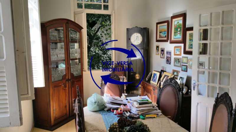 sala-de-jantar - Casa duplex À venda no Méier - 774m2, 3 salas, 2 quartos (1 suíte), piscin, 6 vagas! - 1195 - 15