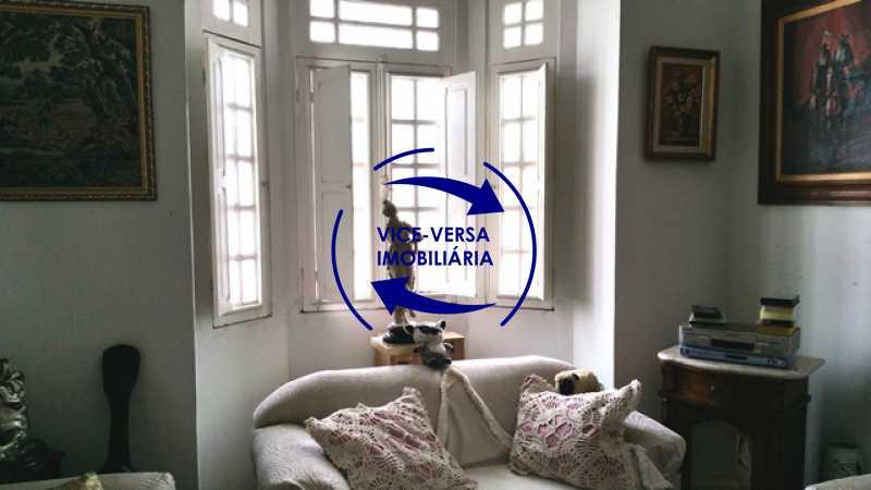 sala-de-leitura - Casa duplex À venda no Méier - 774m2, 3 salas, 2 quartos (1 suíte), piscin, 6 vagas! - 1195 - 16