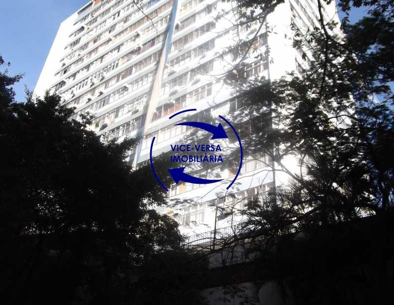 fachada - Apartamento À venda em Ipanema - 3 quartos (suíte), dependências reversíveis e vaga! - 1197 - 1
