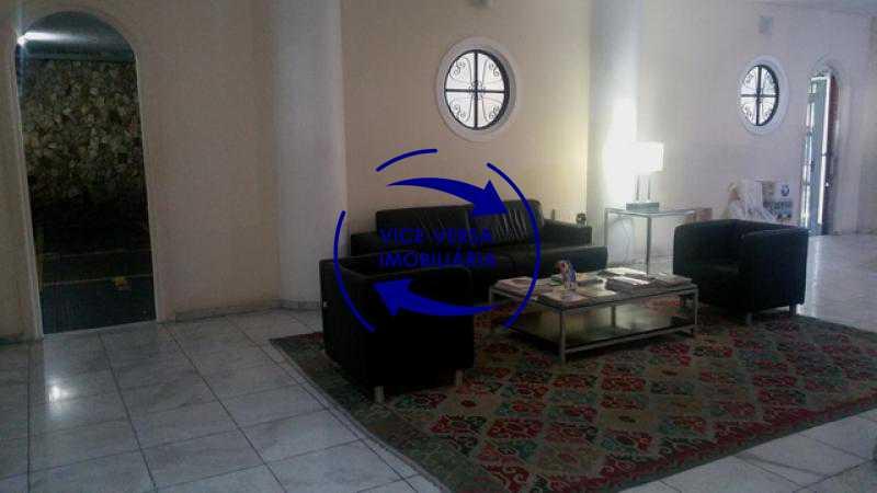 portaria - Apartamento À venda em Ipanema - 3 quartos (suíte), dependências reversíveis e vaga! - 1197 - 3