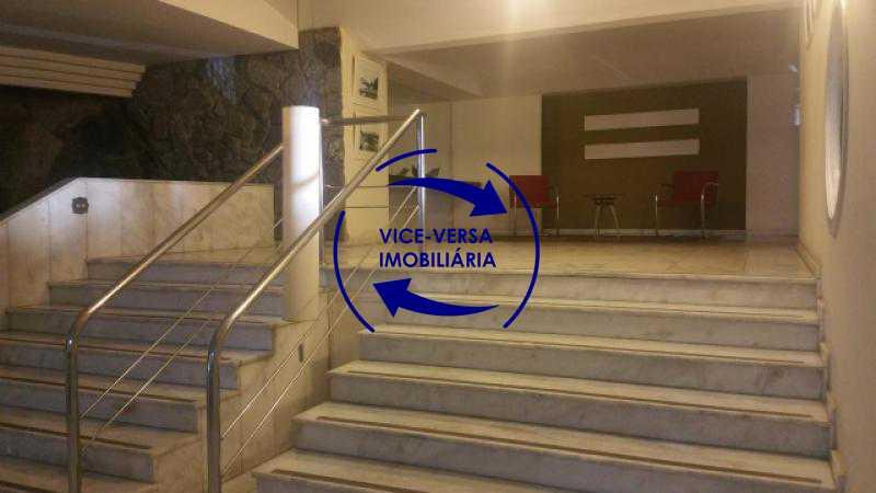 hall-portaria - Apartamento À venda em Ipanema - 3 quartos (suíte), dependências reversíveis e vaga! - 1197 - 5