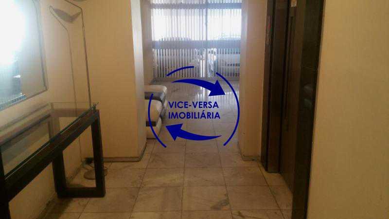 hall-terreo - Apartamento À venda em Ipanema - 3 quartos (suíte), dependências reversíveis e vaga! - 1197 - 6