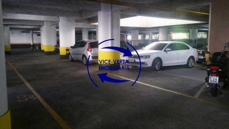 garagem - Apartamento À venda em Ipanema - 3 quartos (suíte), dependências reversíveis e vaga! - 1197 - 7