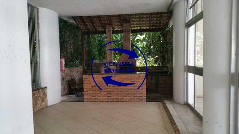 area-de-churrasqueira - Apartamento À venda em Ipanema - 3 quartos (suíte), dependências reversíveis e vaga! - 1197 - 10