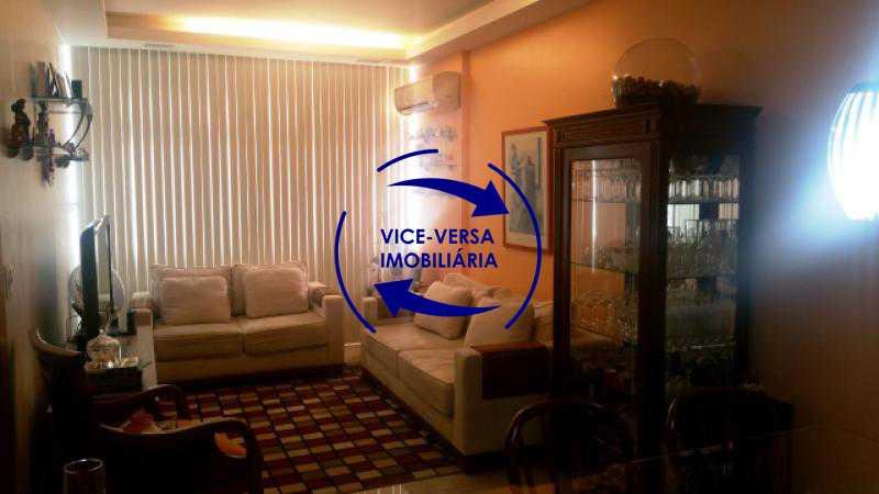 sala  - Apartamento À venda em Ipanema - 3 quartos (suíte), dependências reversíveis e vaga! - 1197 - 13