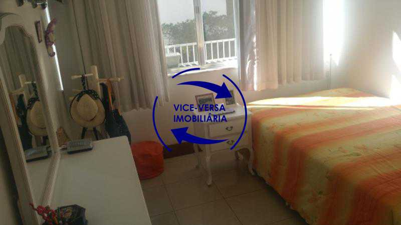 primeiro-quarto - Apartamento À venda em Ipanema - 3 quartos (suíte), dependências reversíveis e vaga! - 1197 - 16