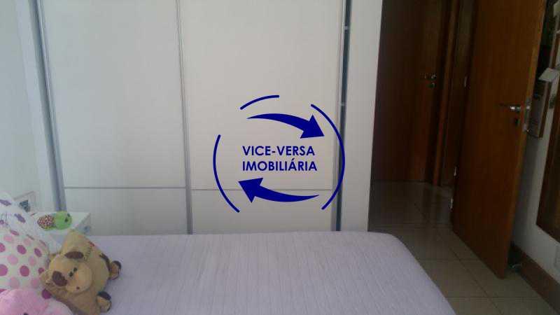 segundo-quarto - Apartamento À venda em Ipanema - 3 quartos (suíte), dependências reversíveis e vaga! - 1197 - 17