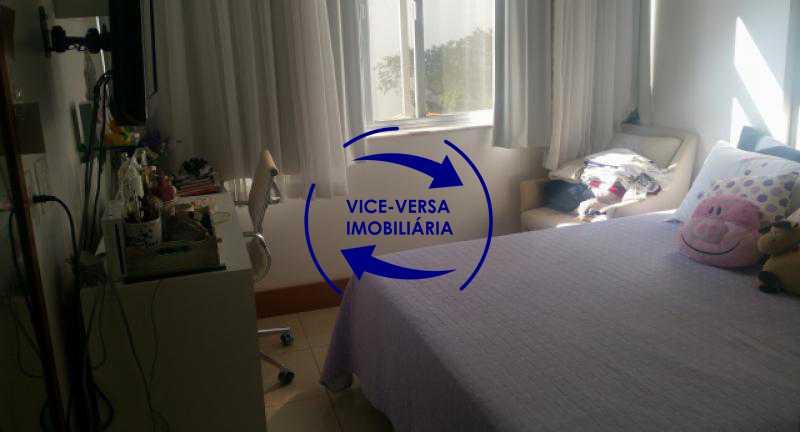 segundo-quarto - Apartamento À venda em Ipanema - 3 quartos (suíte), dependências reversíveis e vaga! - 1197 - 18