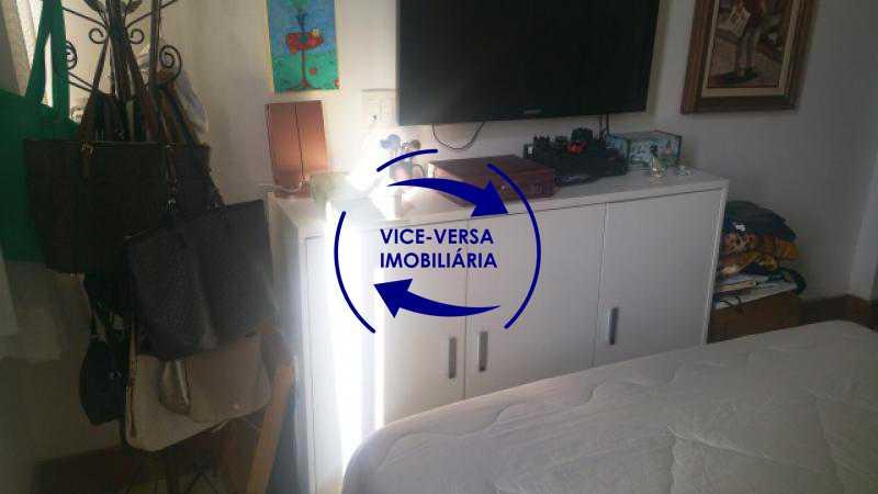 suite - Apartamento À venda em Ipanema - 3 quartos (suíte), dependências reversíveis e vaga! - 1197 - 20