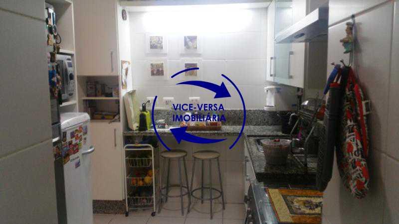 cozinha - Apartamento À venda em Ipanema - 3 quartos (suíte), dependências reversíveis e vaga! - 1197 - 24