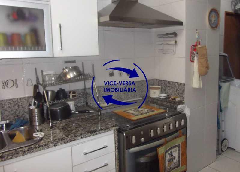 cozinha - Apartamento À venda em Ipanema - 3 quartos (suíte), dependências reversíveis e vaga! - 1197 - 25