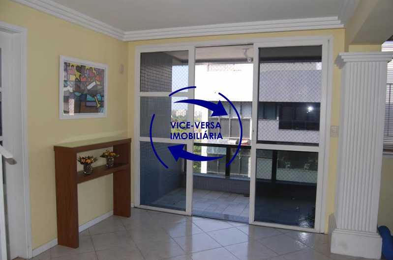 varanda - Apartamento À venda na Barra - Condomínio Mandala - home office, 3 quartos (suíte), dependências, 2 vagas! - 1205 - 5