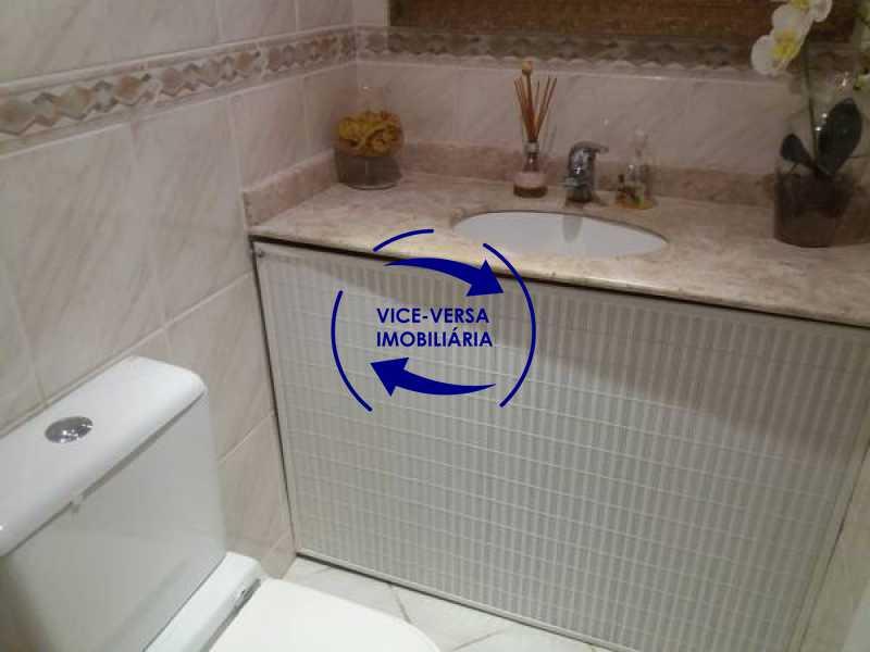 lavabo - Apartamento À venda na Barra - Condomínio Mandala - home office, 3 quartos (suíte), dependências, 2 vagas! - 1205 - 10