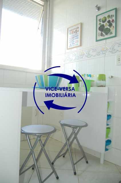 copa - Apartamento À venda na Barra - Condomínio Mandala - home office, 3 quartos (suíte), dependências, 2 vagas! - 1205 - 12