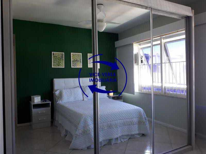 suite - Apartamento À venda na Barra - Condomínio Mandala - home office, 3 quartos (suíte), dependências, 2 vagas! - 1205 - 13