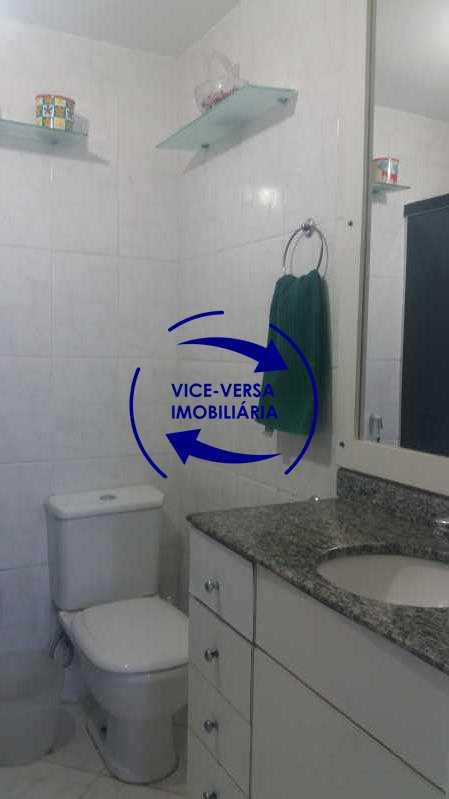 suite banheiro - Apartamento À venda na Barra - Condomínio Mandala - home office, 3 quartos (suíte), dependências, 2 vagas! - 1205 - 14