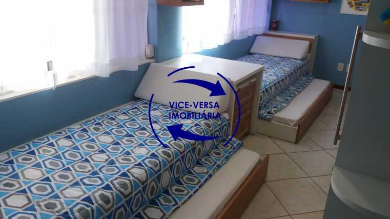 quarto - Apartamento À venda na Barra - Condomínio Mandala - home office, 3 quartos (suíte), dependências, 2 vagas! - 1205 - 15
