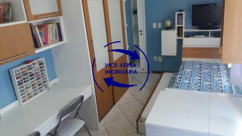 quarto - Apartamento À venda na Barra - Condomínio Mandala - home office, 3 quartos (suíte), dependências, 2 vagas! - 1205 - 16
