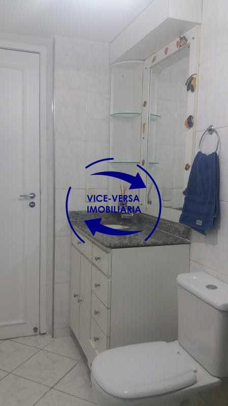 banheiro - Apartamento À venda na Barra - Condomínio Mandala - home office, 3 quartos (suíte), dependências, 2 vagas! - 1205 - 20