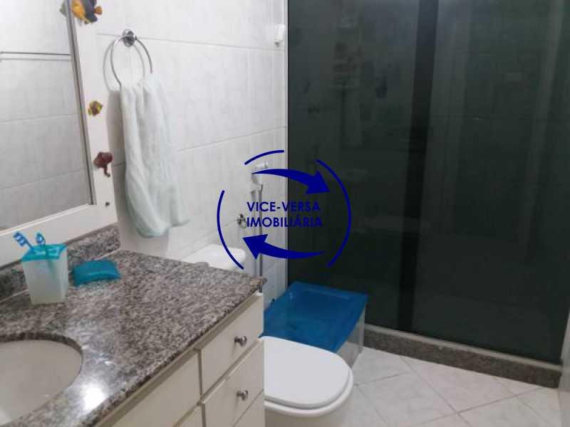 banheiro - Apartamento À venda na Barra - Condomínio Mandala - home office, 3 quartos (suíte), dependências, 2 vagas! - 1205 - 21