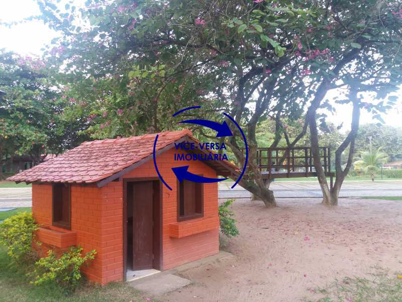 clube parquinho casinha d - Apartamento À venda na Barra - Condomínio Mandala - home office, 3 quartos (suíte), dependências, 2 vagas! - 1205 - 24