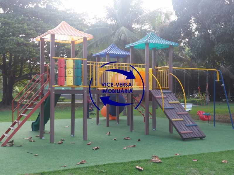 clube parquinho infantil - Apartamento À venda na Barra - Condomínio Mandala - home office, 3 quartos (suíte), dependências, 2 vagas! - 1205 - 25