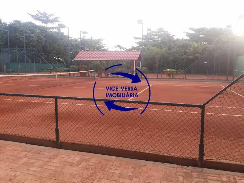 clube 4 quadras de tênis - Apartamento À venda na Barra - Condomínio Mandala - home office, 3 quartos (suíte), dependências, 2 vagas! - 1205 - 28
