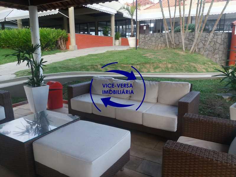 clube living bar da piscina - Apartamento À venda na Barra - Condomínio Mandala - home office, 3 quartos (suíte), dependências, 2 vagas! - 1205 - 29