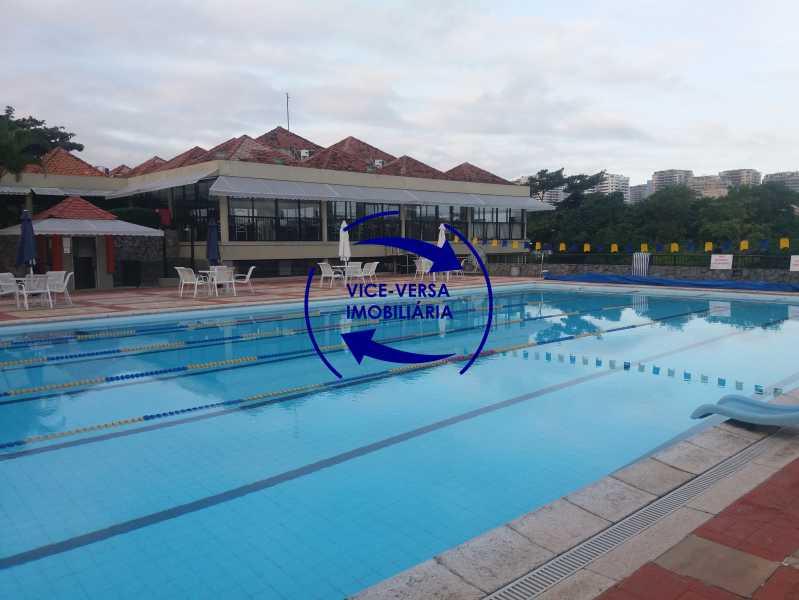 clube piscina semi-olimpica - Apartamento À venda na Barra - Condomínio Mandala - home office, 3 quartos (suíte), dependências, 2 vagas! - 1205 - 30